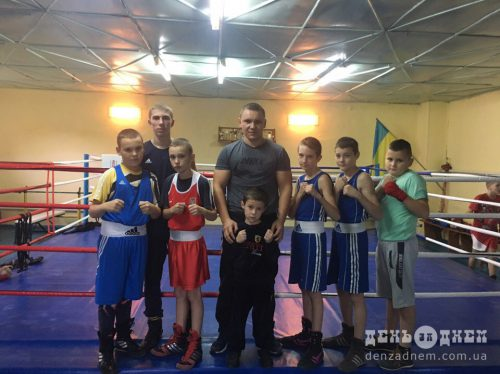 Два рекорди України з важкої атлетики серед юнаків 13 років