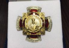 За добрі справи та розбудову Української Церкви Романа Мацолу нагородили орденом