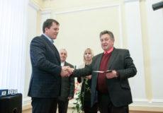 Микола Дячук занесений до Книги Пошани Шепетівської районної ради