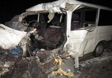 На Хмельниччині в аварію потрапив рейсовий автобус. Двоє загиблих (Оновлено)