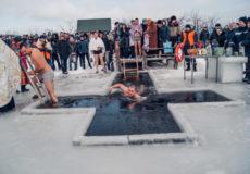 Рятувальники нагадали шепетівчанам про безпеку під час купання на Водохреща