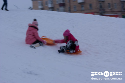 Дозвілля дітей у зимові канікули