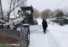 Боротьба зі сніговою стихією та перші випробування в новоутворених ОТГ