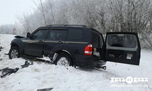 Шепетівська поліція розшукує винуватця ДТП