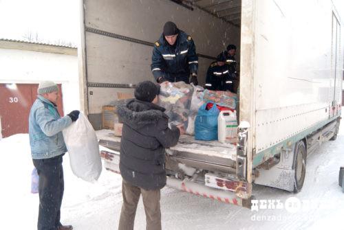 В Авдіївку із Шепетівщини відправили гуманітарний вантаж