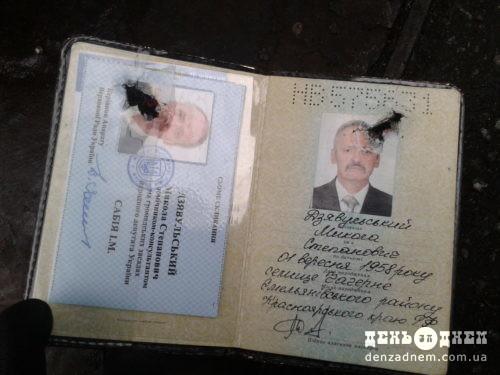 Микола Дзявульський ніколи не стояв у інших за спиною