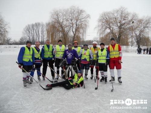 Хокейний реванш