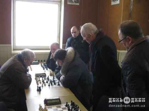 Шаховий турнір пам'яті Небесної сотні