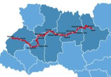 Через Шепетівку проляже шлях міжнародного веломаршруту ЄвроВело-4