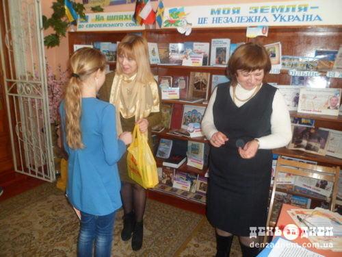 Юні шепетівчани серед кращих читачів Хмельниччини