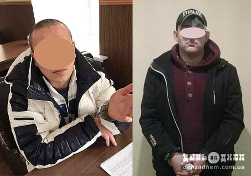До банди рекетирів входили кримінальний авторитет іполіцейський