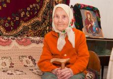 Марія Мельник: з Богом у серці майже століття