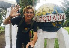 Від Казахстану до Еквадору невідомими шляхами