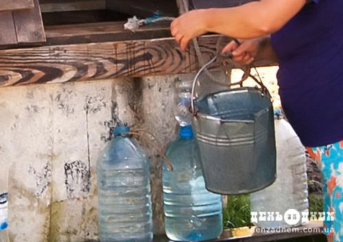 Шепетівський водоканал порадив на два дні запастися питною водою