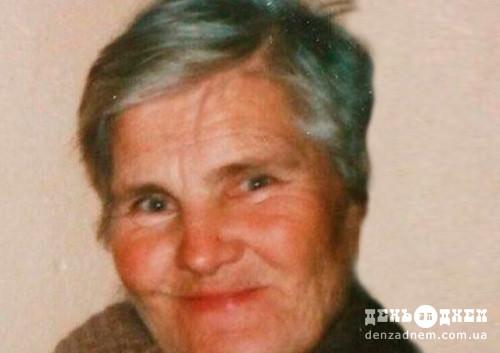 Пенсіонерку з Шепетівки, яка не повернулась додому, шукає родина
