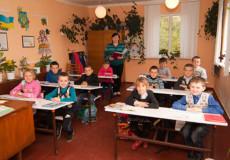 У Червоному Цвіті за кошти ООН відремонтували школу