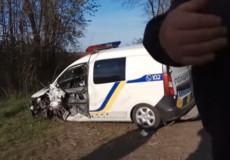 Славутські поліцейськи скоїли ДТП на Шепетівщині