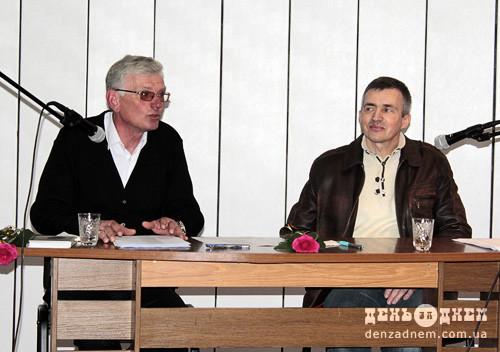 Самобутні поети Жмурко та Доскач зібрали друзів