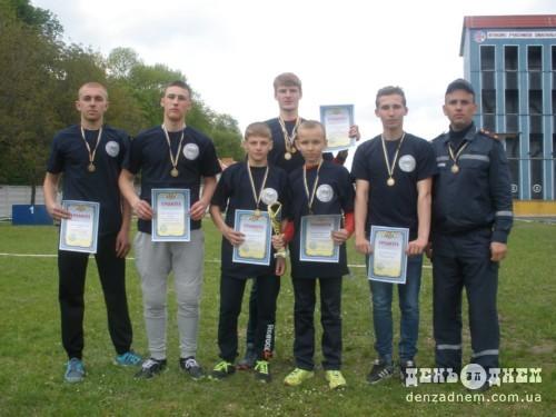 Відбувся чемпіонат Хмельниччини з пожежно-прикладного спорту