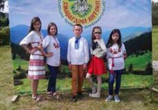 Шепетівчани привезли 5 нагород фестивалю «Смарагдові витоки»