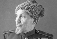 Партизанський генерал Сидір Ковпак
