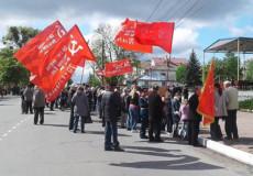У Славуті полісмени «закрили очі» на заборонену символіку