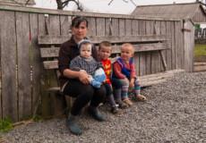 Людмила Варава виховує восьмеро дітей