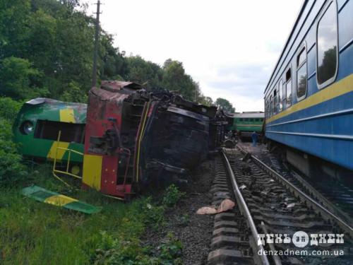 Залізнична катастрофа під Кам'янець-Подільським