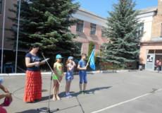 «Літня гра сонячних зайчиків» в Шепетівській СЗОШ №2