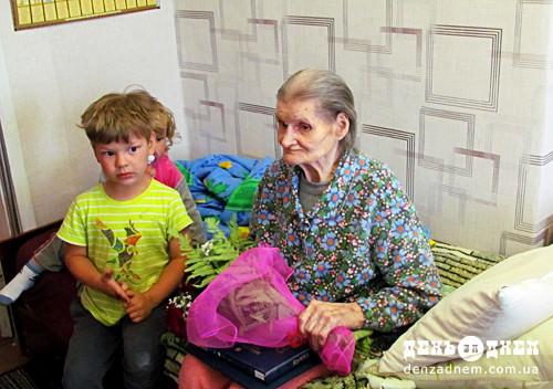 Юлія Любовська: «Секрет довголіття — у повсякденній праці»