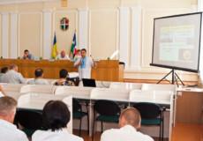 У Шепетівці обговорювали, як ефективніше використовувати енергоресурси