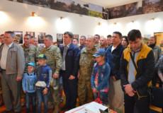 У Шепетівці вшанували пам'ять полковника Ігоря Ляшенка