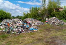 На Шепетівщині ні дня без підкидного сміття