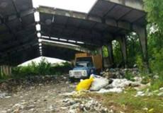 У Шепетівці поліція виявила несанкціоноване сміттєзвалище