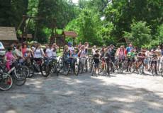 Шепетівчани взяли участь в прогулянці на велосипедах