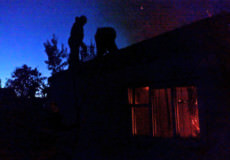 Перед світанком у Шепетівці палали «Вогні долини»