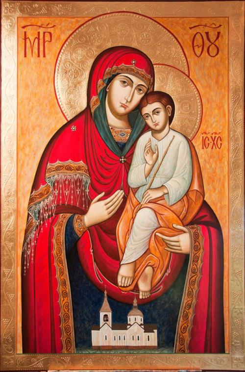 Ікона Пресвятой Богородиці «Святогорської» у Шепетівці