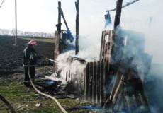 В Городнявці згоріло 4 тонни сіна