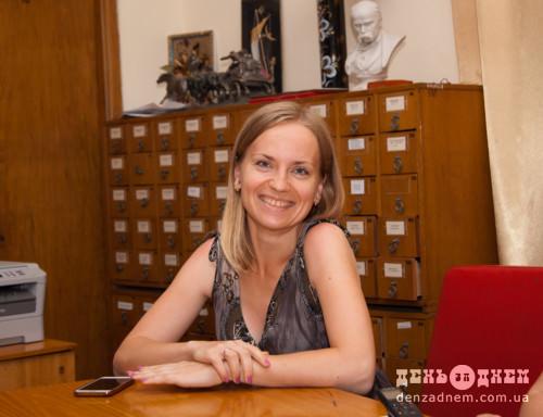 Музейниця з Шепетівки переймала досвід у Відні