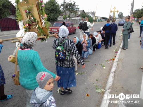 Шепетівські паломники пройдуть сотні кілометрів для слави Божої