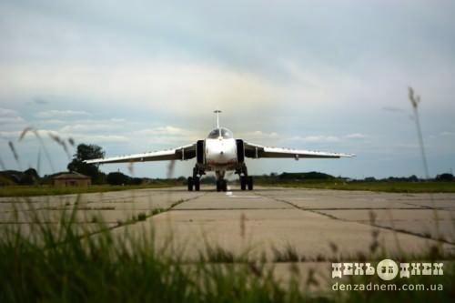 На Хмельниччині базується авіаційна бригада