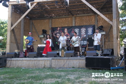 Фестиваль середньовічної культури з Хмельниччини помандрував на Одещину