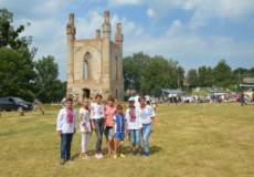 Юні шепетівські лісівники відвідали етнофестиваль