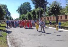 Парафіяни у Шепетівці просили зцілення у святого Пантелеймона