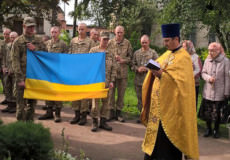 У Шепетівці молились за наших захисників та мир в Україні