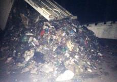 Таксист затримав фуру із львівським сміттям