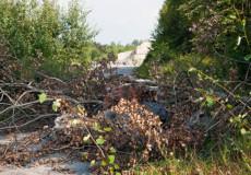 Селяни і посадовці на Шепетівщині опинилися по різні боки сміття