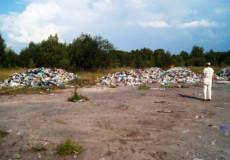 Селяни Шепетівщини потерпають від смороду