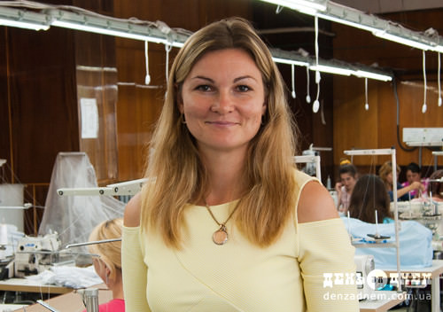 На швейних фабриках Шепетівки шиють бренд «GOLDI»