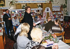 Співпраця бібліотеки та студії «Доля»